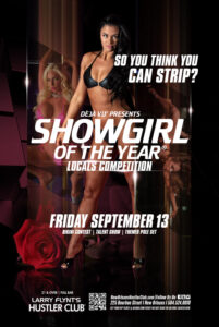 Showgirl of the Year