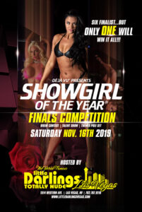 Showgirl of the Year Finals
